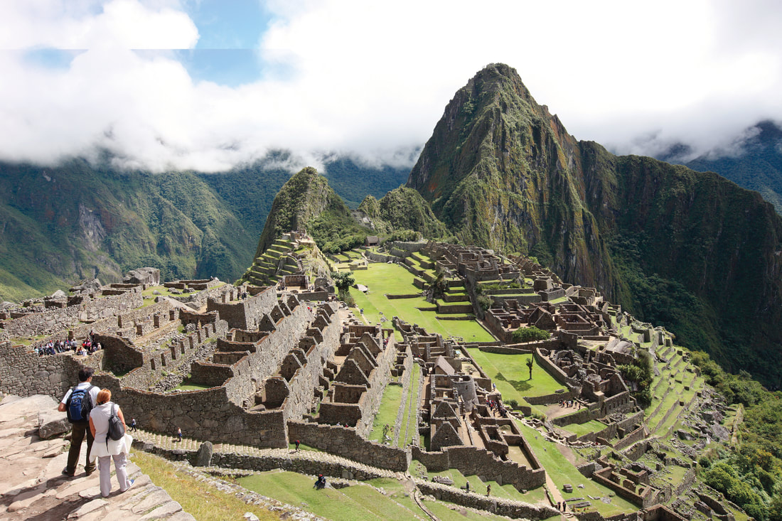 Machu Picchu Adventures by Disney